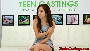 Asian Teen Came To The Casting And Got Fucked