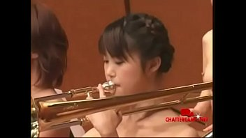 Naked Girls In Japanese Nude Orchestra